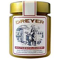 Dreyer Honig kaltgeschleudert cremiger streichzarter Honig 500g