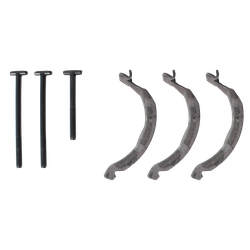 Thule 889-8 Adapter auf Vierkantprofil für Fahrradträger UpRide 599