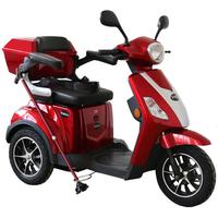 Rolektro E-Trike 15 V.2 Elektromobil rot