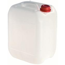 Camping-Wasserkanister, weiß, aus Kunststoff, leerer Kanister, 10 Liter - Kanister