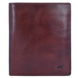 Braun Büffel Arezzo Geldbörse RFID Leder 10 cm tabak