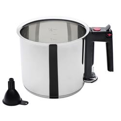 GSW Wasserbadkocher / Simmertopf 16 cm - 1,5 Liter INDUKTION