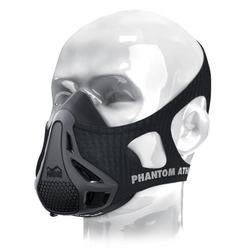 Phantom Training Mask (Größe: M, Farbe: Schwarz)