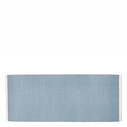 Bias Rug Hellblau 80 x 200 cm  Hay