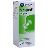 Bionorica SINUPRET Tropfen