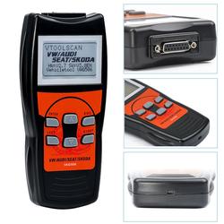 Handtester für Audi, Skoda, Seat und VW - Professioneller Scan-Tool 506 mit Airbag Reset-Funktion un