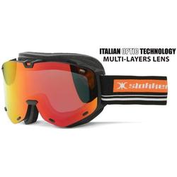 Slokker Skibrille SLK RT schwarz-orange