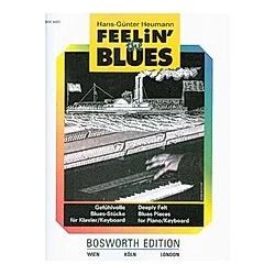 Feelin' Blues  für Klavier/Keyboard - Buch