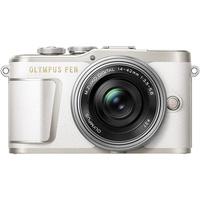 Olympus E-PL9 weiß + 14-42mm EZ silber