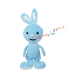SIMBA Plüschfigur KiKANiNCHEN sing mit mir Plüschtier, 45 cm