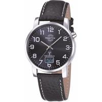 Master Time Basic Leder 41 mm MTGA-10576-24L