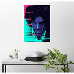 Posterlounge Wandbild, Oldboy 60 cm x 80 cm