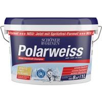 SCHÖNER WOHNEN Polarweiss