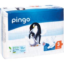 BIO WINDELN midi 4-9 kg Pinguin PINGO SWISS