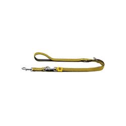 Hunter Hundeleine Hilo BVB, Mesh S - 1 cm x 2 m