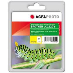 Tintenpatrone Agfaphoto APB1220YD gelb