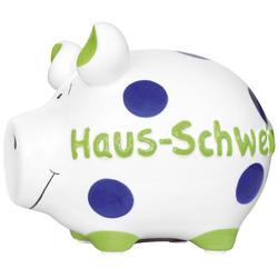 KCG 100481 Haus Schwein Spardose Schwein klein