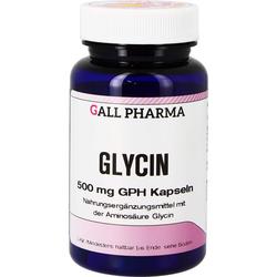GLYCIN 500 mg GPH Kapseln 120 St.