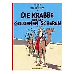 Die Krabbe mit den goldenen Scheren / Tim und Struppi Bd.8. Hergé  - Buch