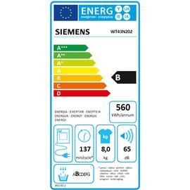 Siemens WT43N202 iQ 300