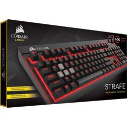 Corsair STRAFE Mechanical - Cherry MX Red Gaming-Tastatur