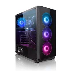Megaport Gaming-PC (AMD Ryzen 5, GeForce RTX 2070, 16 GB RAM, 1000 GB HDD, 240 GB SSD)