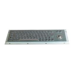 IKB-299-GT Einbau(Industrie)-Tastatur Deutsch, m. Trackball, USB, IP65