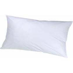 Federkopfkissen, ICE Kopfkissen, KBT Bettwaren, Füllung: 100% Federn, (1-tlg) 40 cm x 80 cm