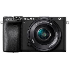 Sony Alpha 6400 + 16-50 mm PZ OSS