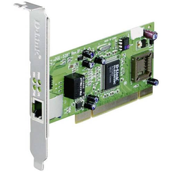 D-Link DGE-528T Netzwerkkarte 1 GBit/s PCI, LAN (10/100/1000MBit/s)