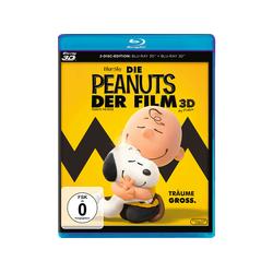 Die Peanuts - Der Film 3D Blu-ray (+2D)