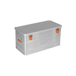 ALUBOX Aufbewahrungsbox ALUBOX Alukiste B29 - B184 - Alukisten von 29 bis 184 Liter