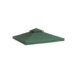 Outsunny Pavillonersatzdach Ersatzdach für Metallpavillon