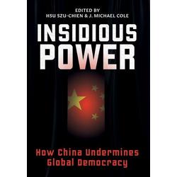Insidious Power als Buch von