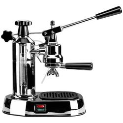 La Pavoni Europiccola Lusso EL Espressomaschine silber (Espressomaschine)