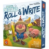 Wydawnictwo Portal Portal Publishing 382 - Imperial Settlers: Roll & Write,