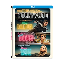 Once Upon A Time In Hollywood - Steelbook