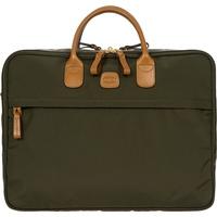 BRIC'S X-Travel Aktentasche 45125 olive mit Laptopfach
