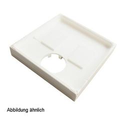 LDG Duschwannenträger für Cayonoplan 100 × 100 × 1,8 cm