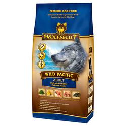 Wolfsblut Wild Pacific Hundefutter mit Fisch, 15 kg