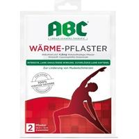 BEIERSDORF ABC Wärme-Pflaster 4,8 mg 2 St