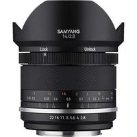 Samyang MF 14 mm F2,8 MK2 Canon EF