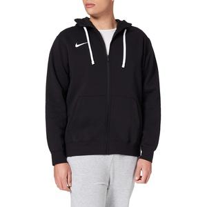 Nike Herren Team Club 20 Hoodie Kapuzenpullover, Black/White/White, 3XL