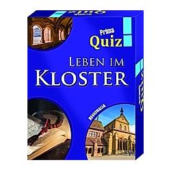 Prima Quiz - Leben im Kloster (Spiel)