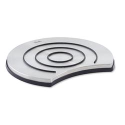 FISSLER Design-Untersetzer MAGIC Topfuntersetzer aus Edelstahl