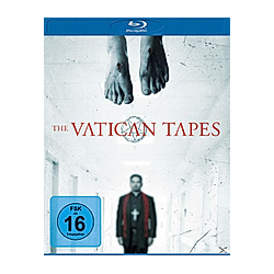 The Vatican Tapes - DVD  Filme