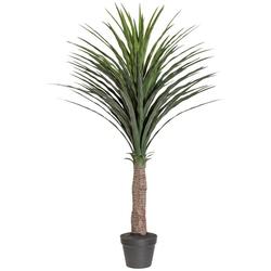 Kunstpalme Palme Yucca Palme, Creativ green, Höhe 115 cm, im Kunststofftopf
