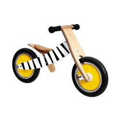 SCRATCH Laufrad Laufrad Zebra mitwachsend 2in1