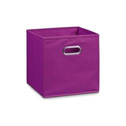 HTI-Living Aufbewahrungsbox Aufbewahrungsbox 32 Vlies (1 Stück), Aufbewahrungsbox lila