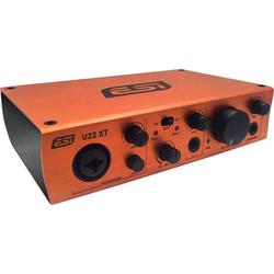 ESI audio Audio Interface U22 XT Monitor-Controlling